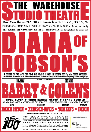Diana of Dobson's - 7-11 October 2008