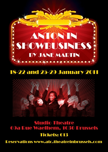 Metroactive Stage | 'Anton in Show Business'
