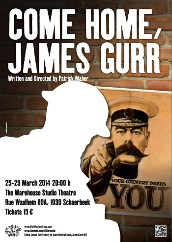 Come Home, James Gurr