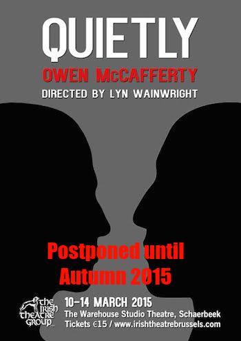 Postponed poster