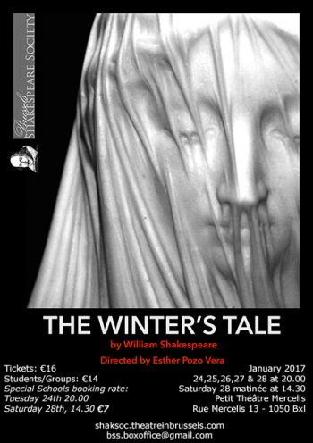 poster the winter's tale 2 tris