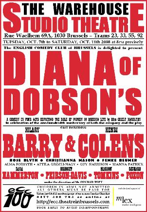 Diana of Dobson's - 7-11 October 2008